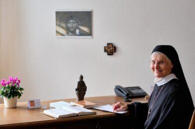 Auszug aus der Ansprache von Mutter Sophia zum Fest Kreuzerhöhung am 14.9.