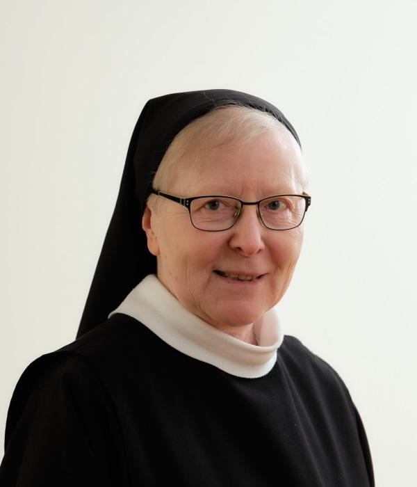 Sr. Angela Gamon OSB