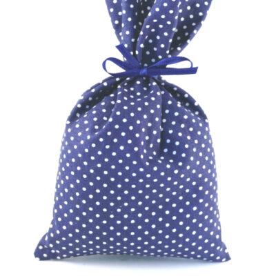 Lavendelsäckchen dunkelblau