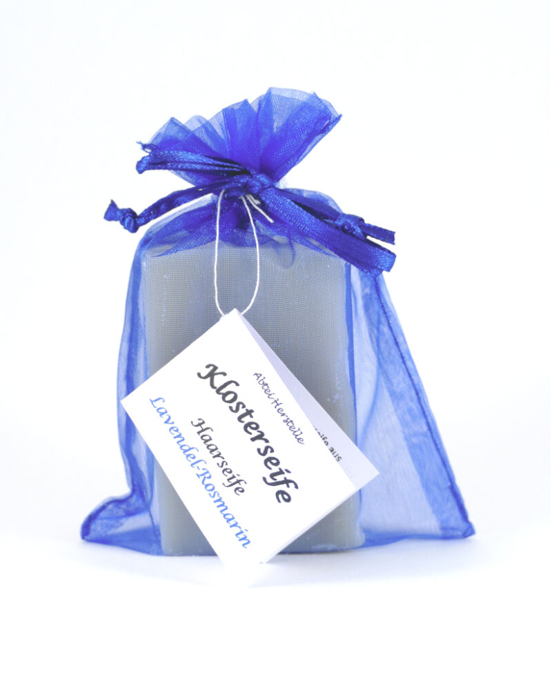 Haarseife Lavendel-Rosmarin 60g