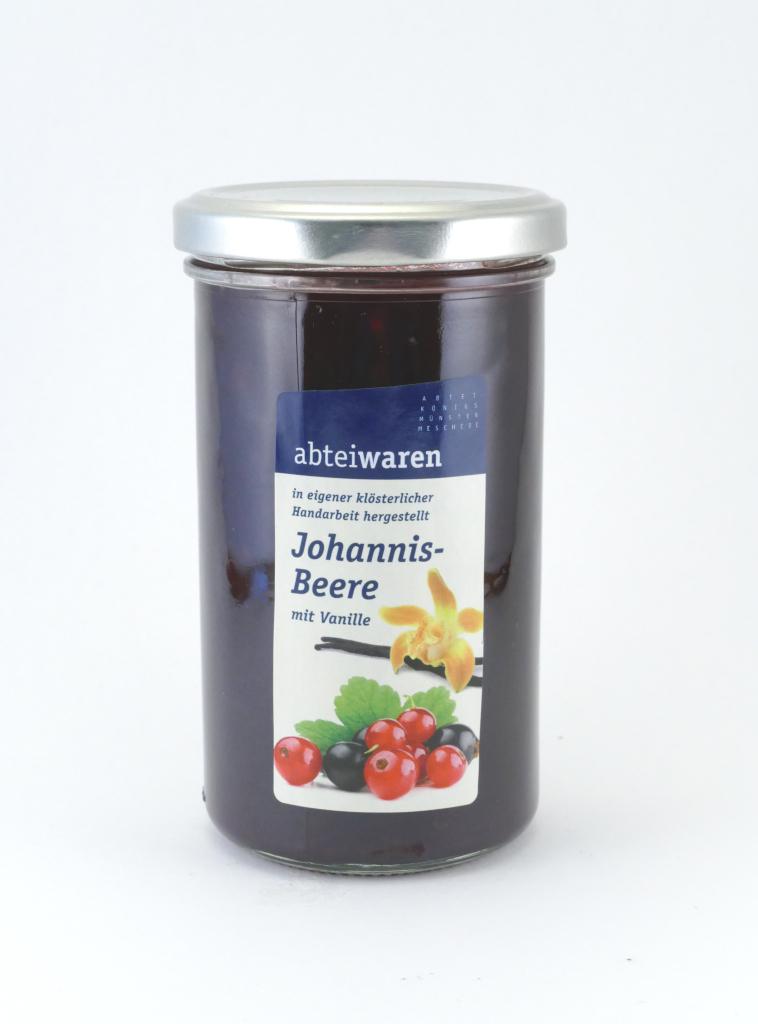 Johannisbeere mit Vanille