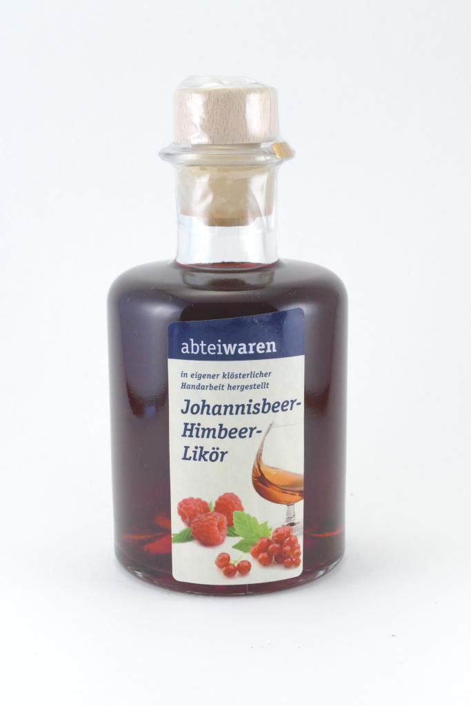 Johannisbeer-Himbeer-Likör