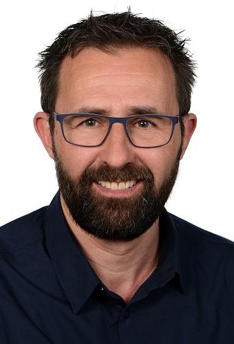 Pfarrer Andreas Schönenberger